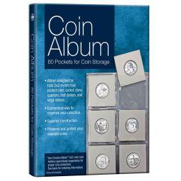 60 Pocket Coin Album