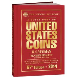 A Guidebook of United States Coins 2014 (The Official Red Book)