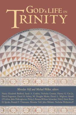 God's Life In Trinity