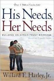 His Needs, Her Needs, revised and expanded edition: Building an Affair-Proof Marriage (DO NOT ORDER - INTERNATIONAL EDITION)