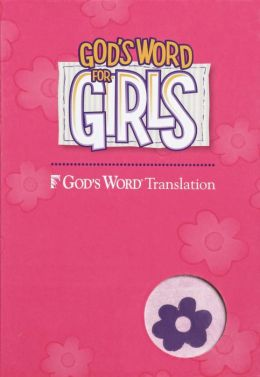 GOD'S WORD for Girls Purple/Pink Duravella