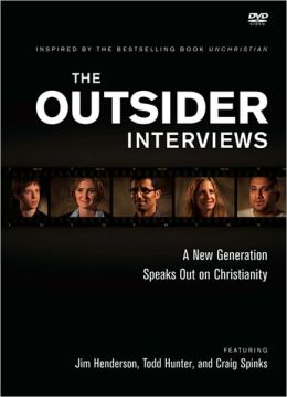 Outsider Interviews DVD, The : A New Generation Speaks Out on Christianity