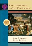 Book Cover Image. Title: Encountering the Old Testament:  A Christian Survey, Author: Bill T. Arnold