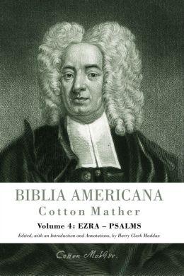 Biblia Americana: Ezra-Psalms