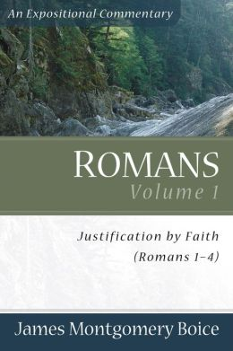 Romans: Justification by Faith (Romans 1-4)