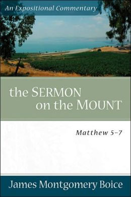 Sermon on the Mount, The: Matthew 5-7