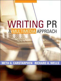 Writing PR: A Multimedia Approach