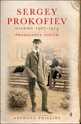 Diaries 1907-1914: Prodigious Youth