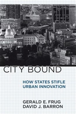 City Bound: How States Stifle Urban Innovation