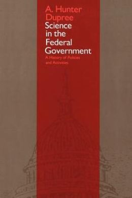Science In The Federal Government