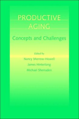 Productive Aging: Concepts and Challenges