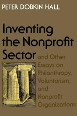 Inventing The Nonprofit Sector
