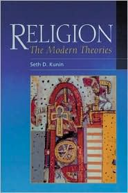 Religion: The Modern Theories