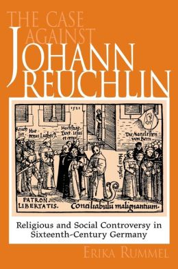 Case Against Johann Reuchlin
