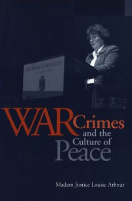 War Crimes and the Culture of Peace