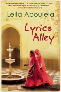 Lyrics Alley: A Novel