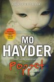 Book Cover Image. Title: Poppet (Jack Caffery Series #6), Author: Mo Hayder