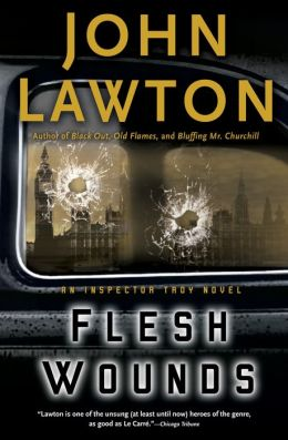 Flesh Wounds: An Inspector Troy Novel