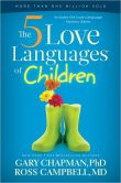 Book Cover Image. Title: The 5 Love Languages of Children, Author: Gary Chapman
