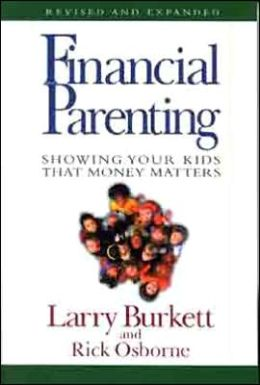 Financial Parenting: Showing Your Kids That Money Matters