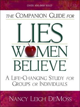 Companion Guide for Lies Women Believe