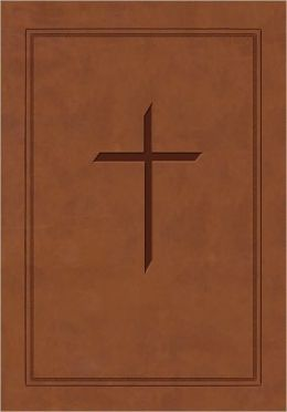 The Ryrie ESV Study Bible Soft-Touch Brown- Red Letter Indexed