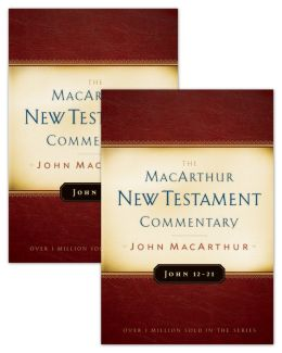 John 1-21 MacArthur New Testament Commentary Two Volume Set