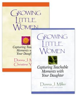 Growing Little Women/Growing Little Women for Younger Girls Set