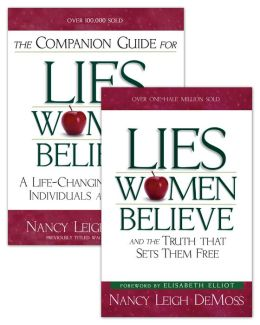 Lies Women Believe/Companion Guide for Lies Women Believe Set
