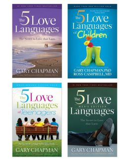 The The 5 Love Languages/The 5 Love Languages Men's Edition/The 5 Love Languages of Teenagers/The 5 Love Languages of Children Set