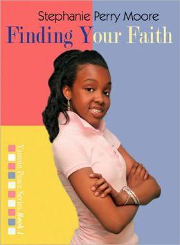 Finding Your Faith (Yasmin Peace Series #1)