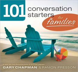 101 Conversation Starters for Families SAMPLER