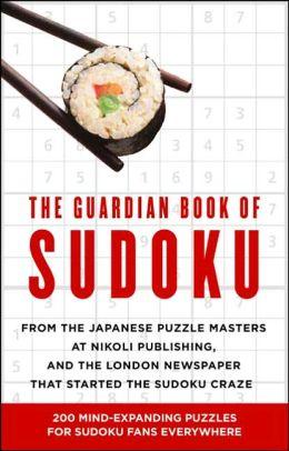 Guardian Book of Sudoku