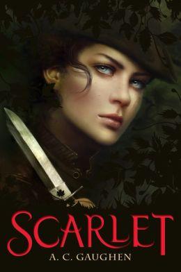 Scarlet (Scarlet Series #1)