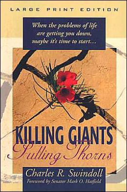 Killing Giants, Pulling Thorns (Christian Living/Inspiration Series)