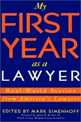 My First Year as a Lawyer: Real World Stories from America's Lawyers