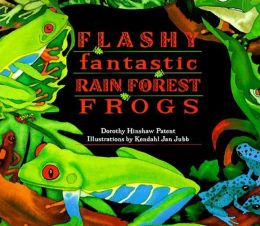 Flashy, Fantastic Rain Forest Frogs