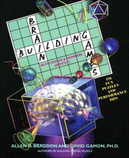 Brain Building Games with Words and Numbers: Your Own Personal Brain-Trainer