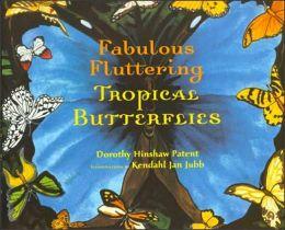Fabulous Fluttering Tropical Butterflies