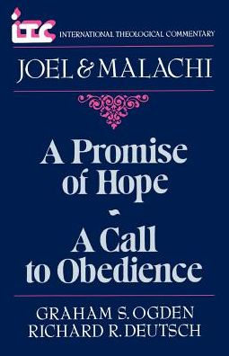 Itc - A Promise Of Hope - A Call To Obedience