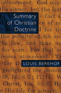 Summary of Christian Doctrine