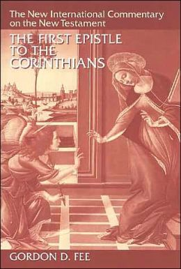 The First Epistle to the Corinthians