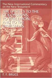 Colossians, Philemin, & Ephesians (NICNT)