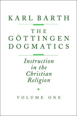Gottingen Dogmatics