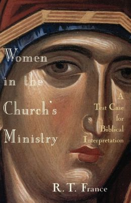 Women In The Church's Ministry