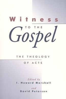 Witness To The Gospel