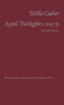 April Twilights (Revised Edition)