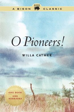a review of willa cathers short tale o pioneers Willa cather was a great novelist, whose greatness was unrecognised for a long time i had been teaching american literature for some years when i first met a.