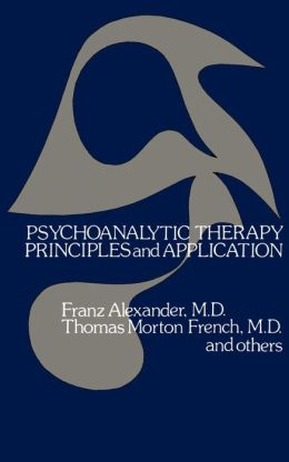 Psychoanalytic Therapy: Principles and Application