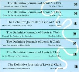 The Definitive Journals of Lewis and Clark (7-volume set)